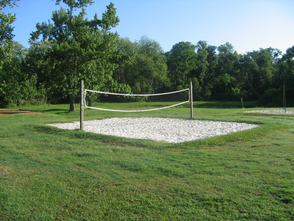 Backyard Sand Volleyball Court : Backyard Volleyball Court  2017  2018 Best Cars Reviews
