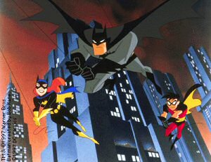 Animated Batman 4
