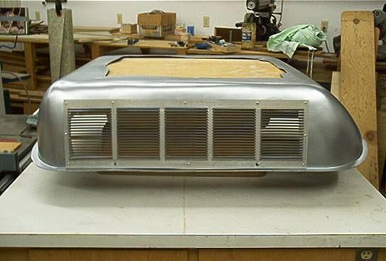 Air Conditioner Shroud Repair