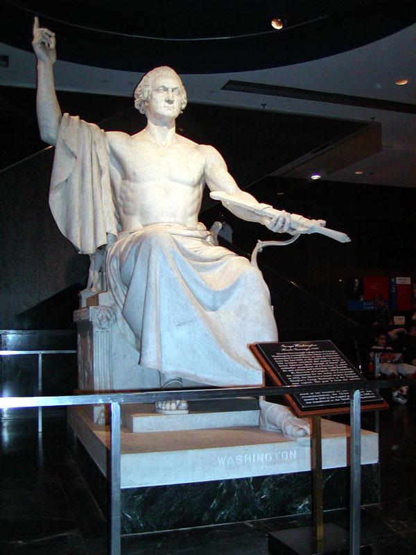 Джордж Вашингтон - 1-й Президент США